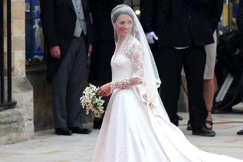 Kate Middleton Hochzeitskleid  Hochzeitskleid Kate Middleton
