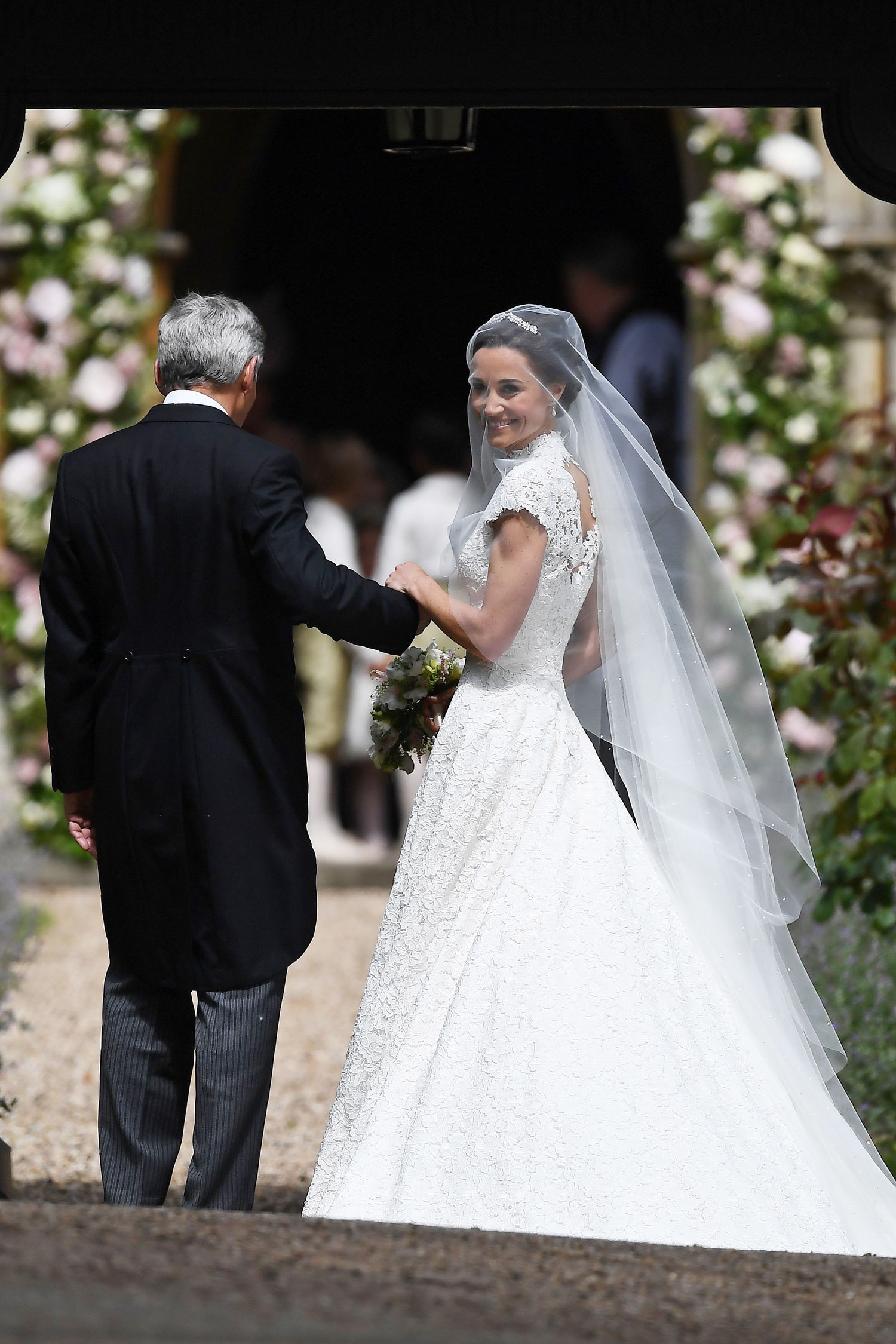 Kate Middleton Hochzeitskleid  Pippa Middleton Livestream GLAMOUR