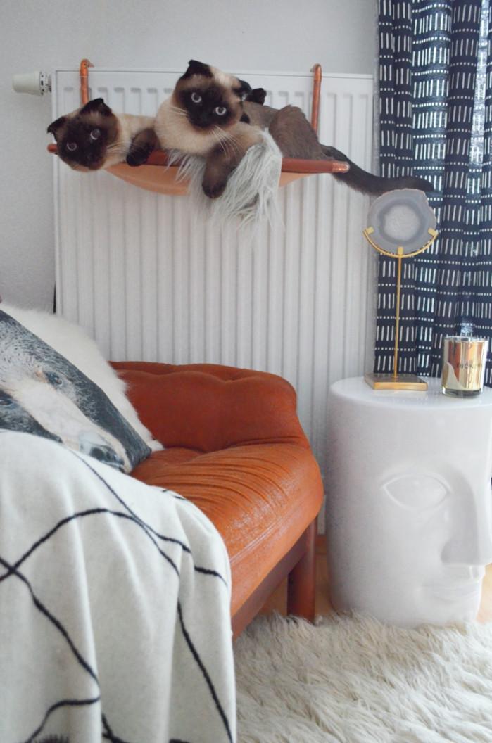 Katzen Diy  Make it boho DIY
