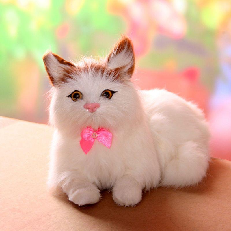Katzen Geschenke  Beste Geschenk Für Kinder plüsch katze tier spielzeug