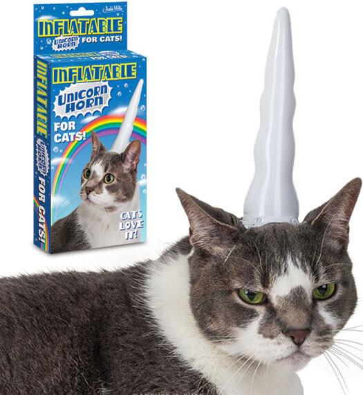 Katzen Geschenke  Einhorn für Katzen Gad s und Geschenke