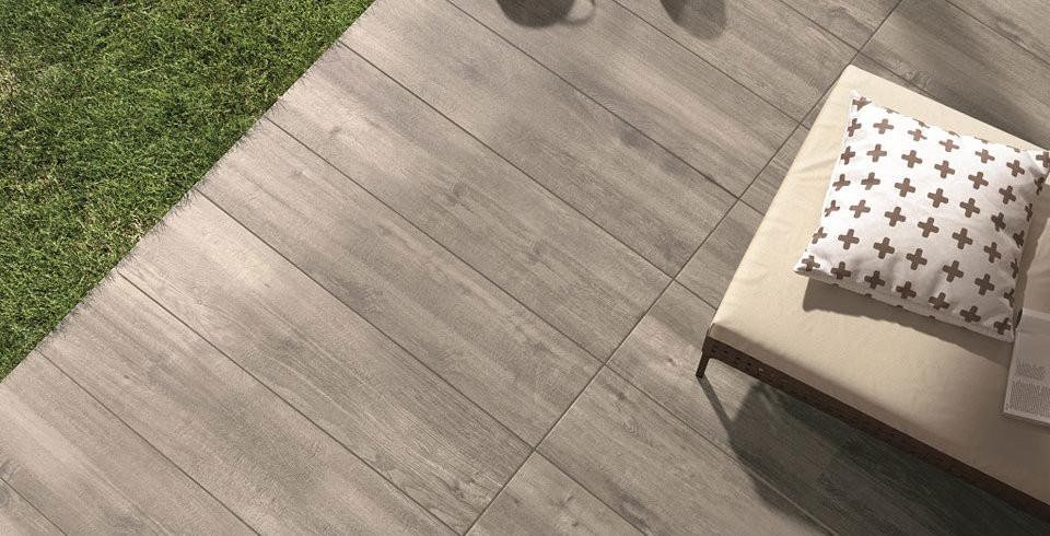 Kemmler Fliesen  Fliesen Kemmler Bodenfliese Traona in der Farbe grau