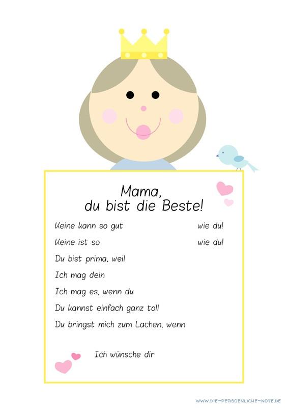 Kinder Geburtstagssprüche  Geburtstagssprüche Tochter An Mutter