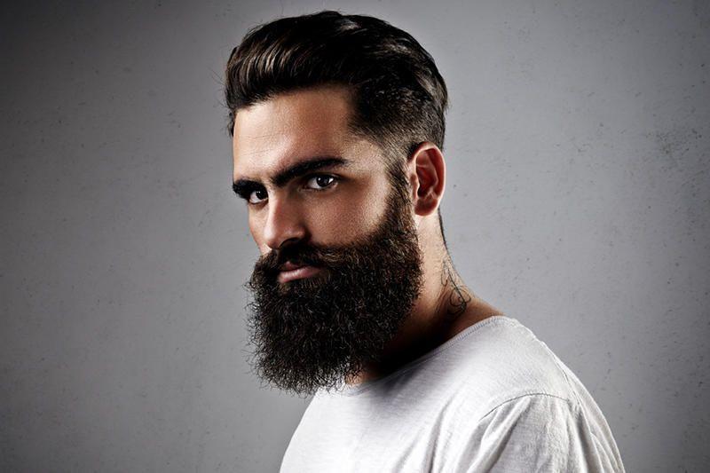 Kinnbart Frisuren  Diese Bart Styles sind jetzt Trend Bart