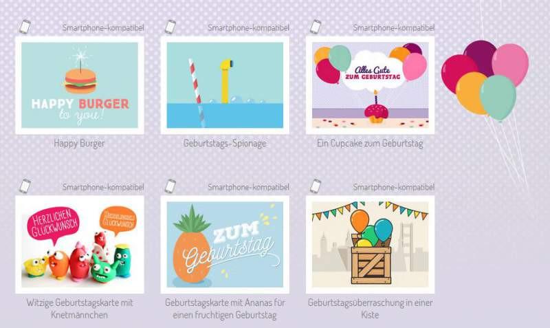 Kisseo Geburtstagskarten  Geburtstagskarten Download