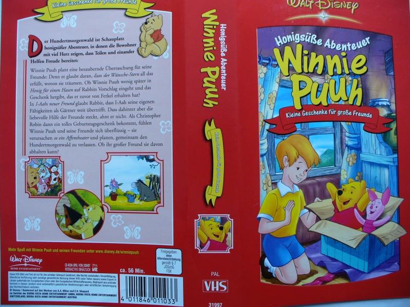 Kleine Geschenke Für Freunde  Winnie Puuh Kleine Geschenke für große Freunde Disney