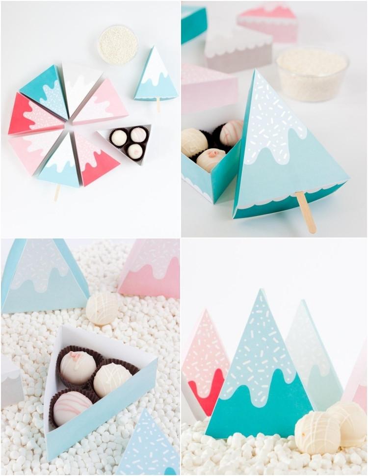 Kleine Geschenke Für Freunde  Kleine Geschenke kreativ verpacken 28 Ideen zum Basteln