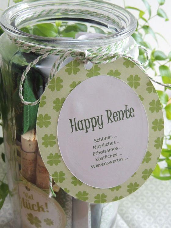Kleine Geschenke Für Kollegen  Wenn liebe Kollegen in Rente gehen … ja was kann man da