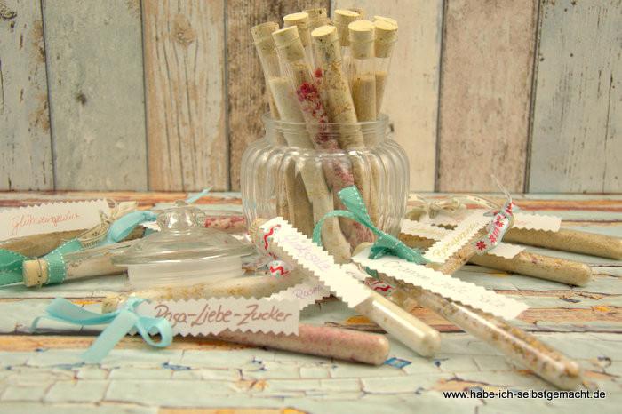 Kleine Geschenke Für Kollegen  Kleine Gewürze verschenken Kleine Geschenke aus der Küche