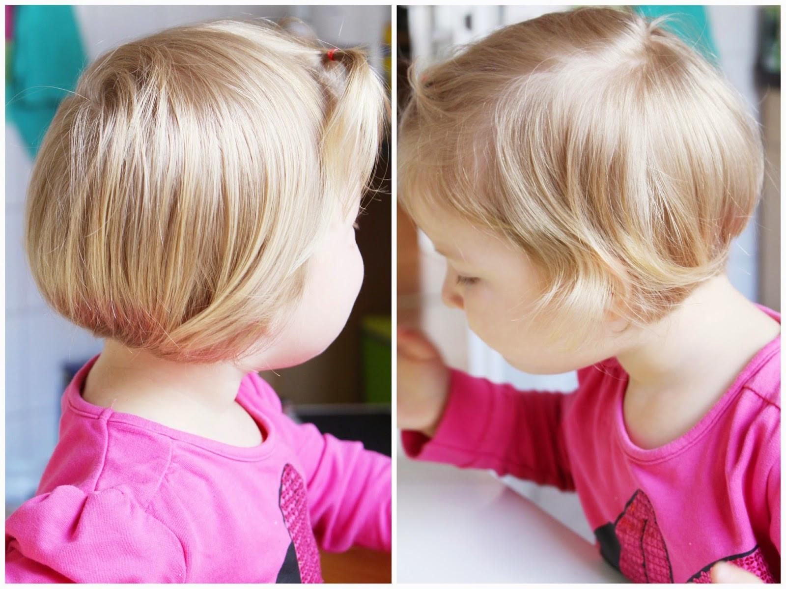Kleinkind Frisuren Mädchen  Frisur Kleinkind