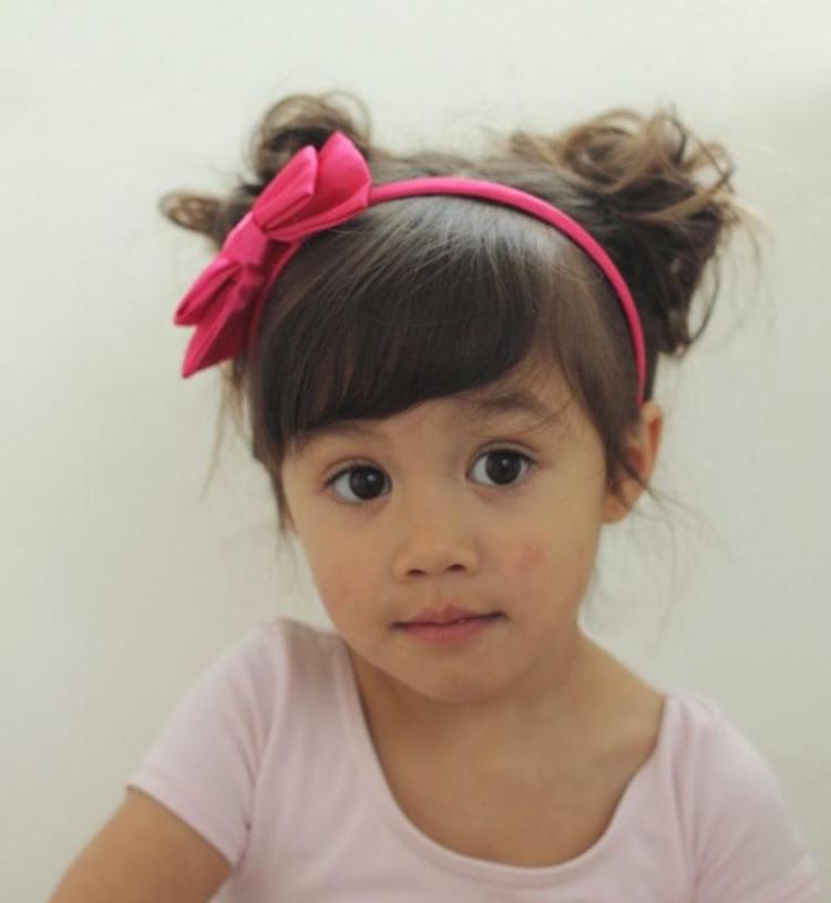 Kleinkind Frisuren Mädchen  Frisuren Pink