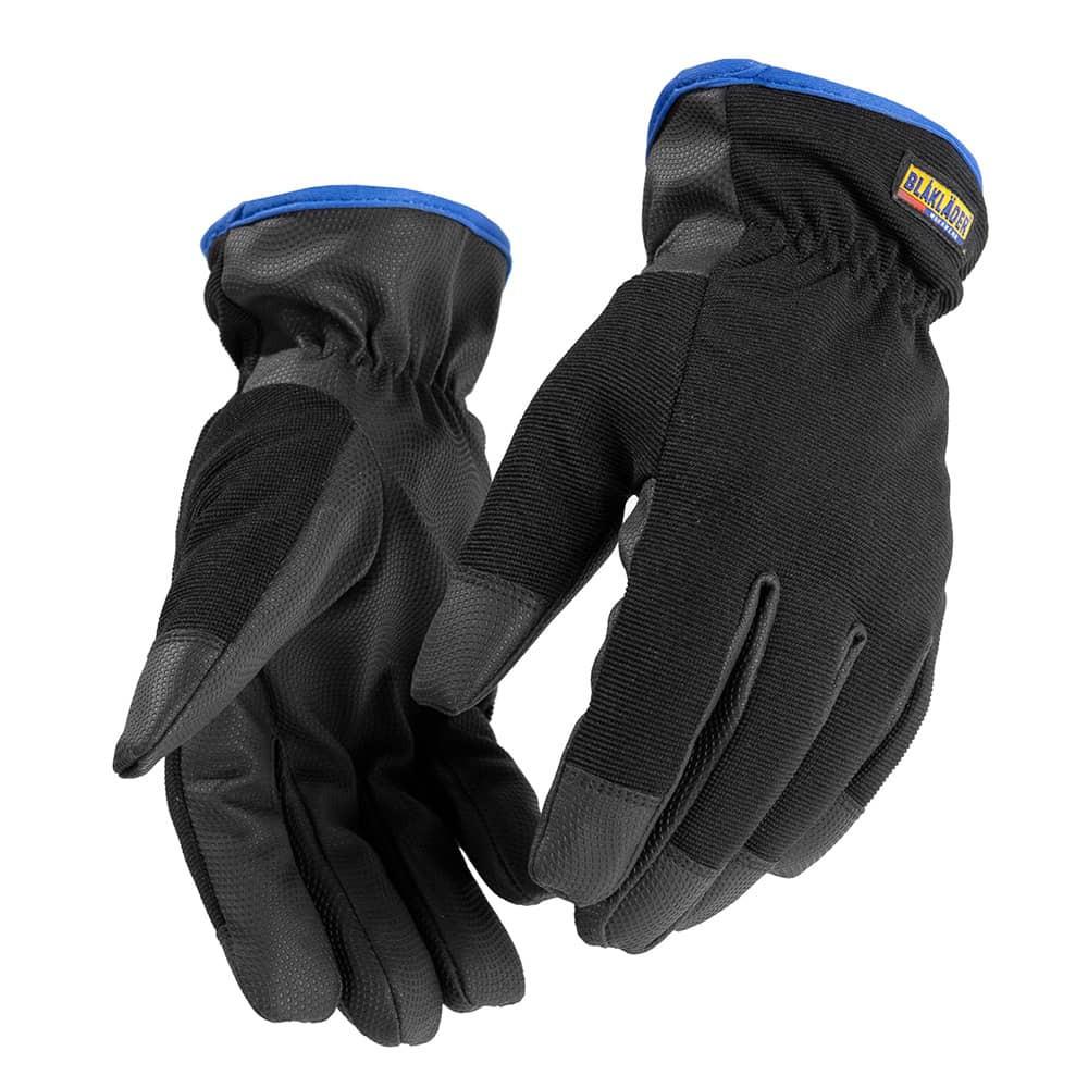 Knieschoner Handwerk  Winter Handschuh Handwerk Schwarz BLAKLÄDER gefüttert
