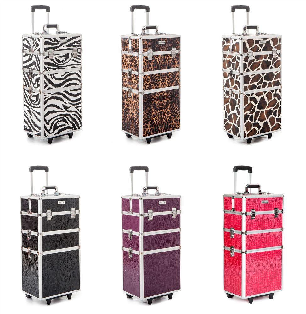 Koffer Für Nageldesign  Beauty Kosmetik Make up Friseur Nageldesign Maniküre