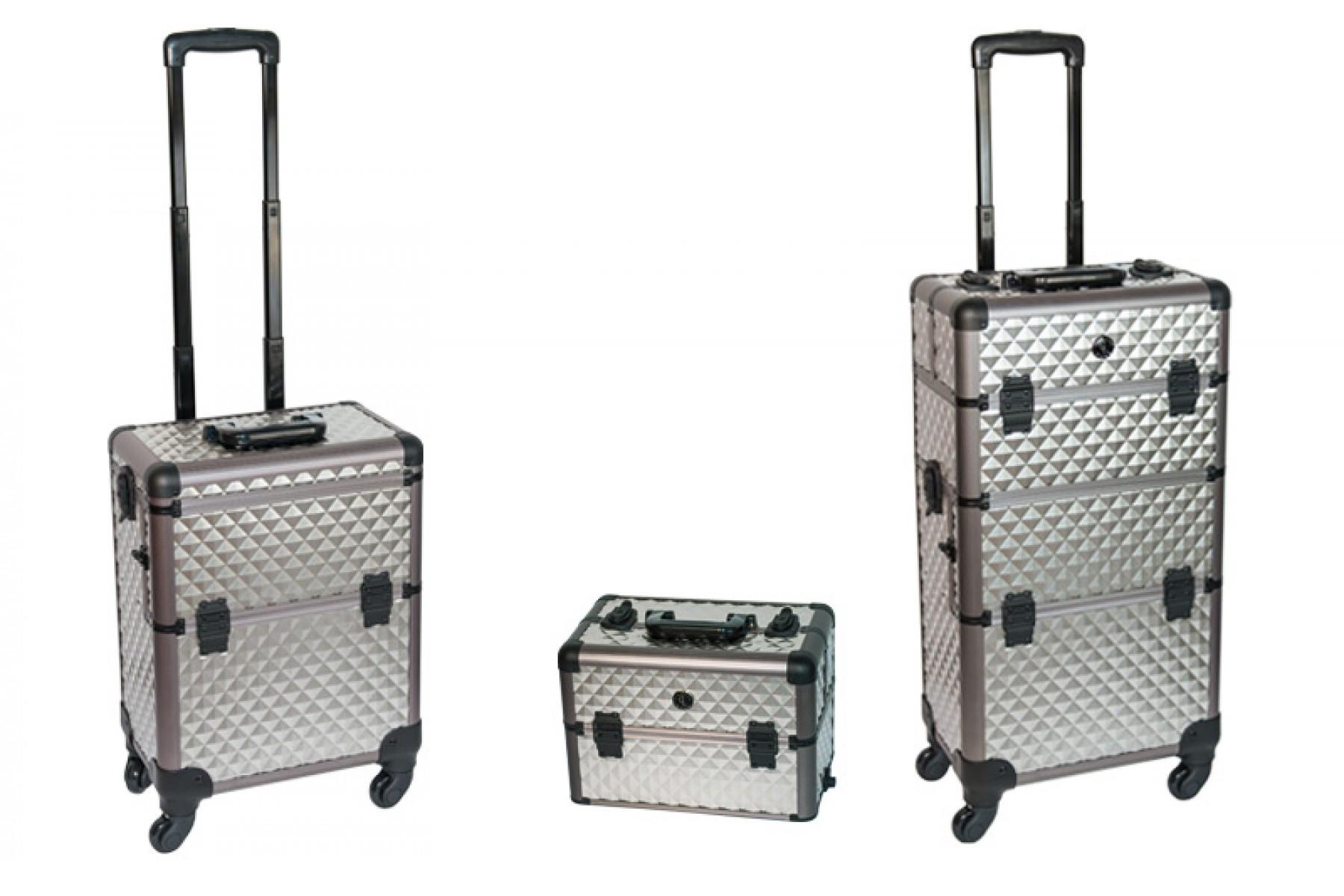 Koffer Für Nageldesign  Jolifin Trolley Koffer fort von German Dream Nails