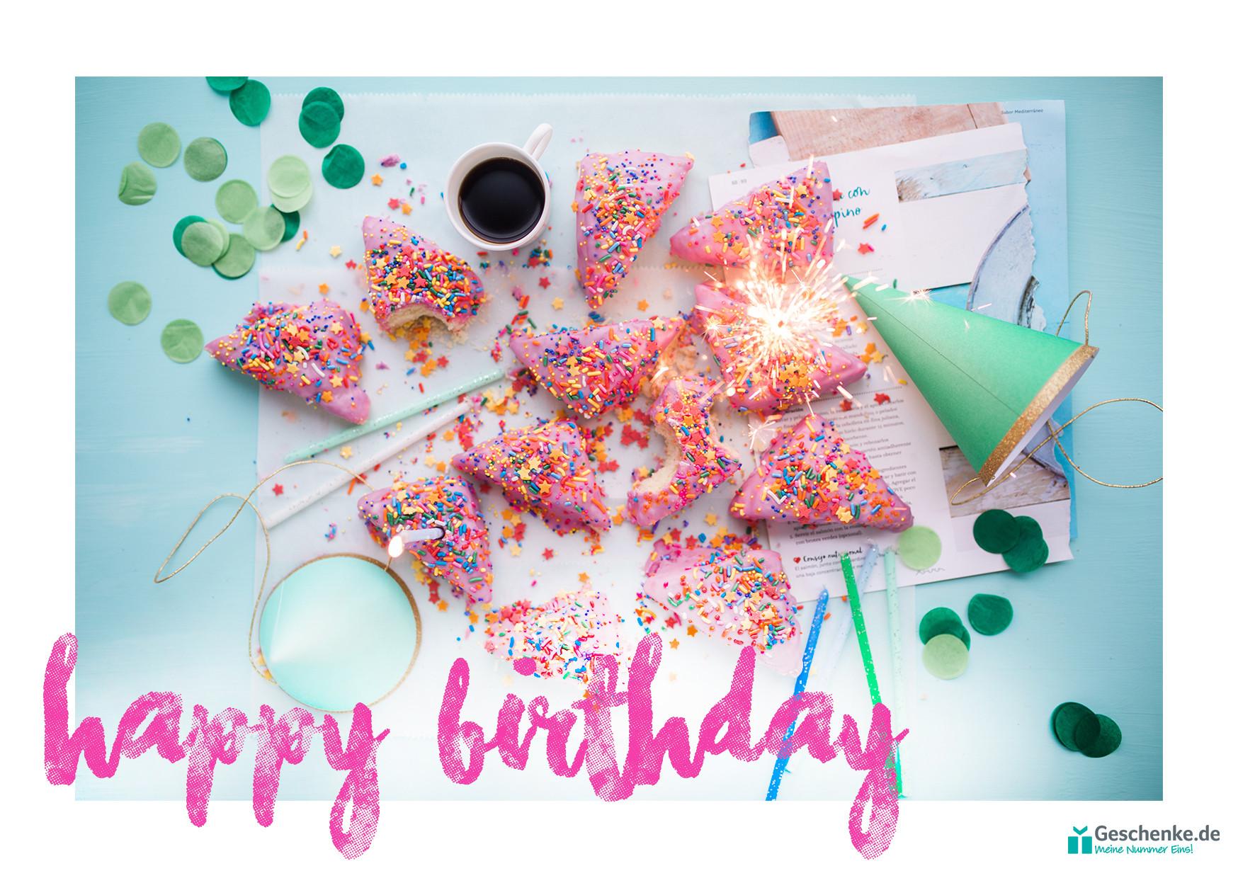 Kostenlose Geburtstagswünsche  Geburtstagsbilder Kostenlose Bilder zum Geburtstag