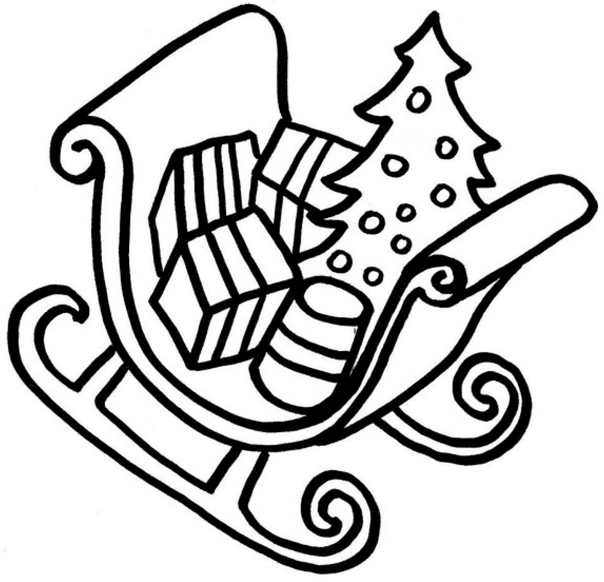 Kostenlose Malvorlagen Weihnachten  Malvorlagen Weihnachten kostenlose Ausmalbilder