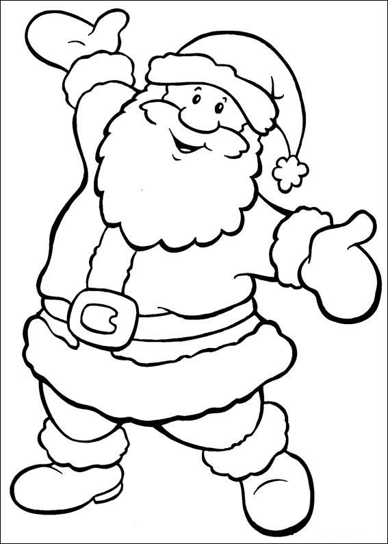 Kostenlose Malvorlagen Weihnachten  Weihnachten 39