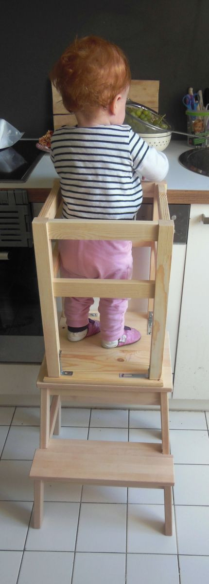 Küchenzeile Diy  1000 ideas about Learning Tower on Pinterest