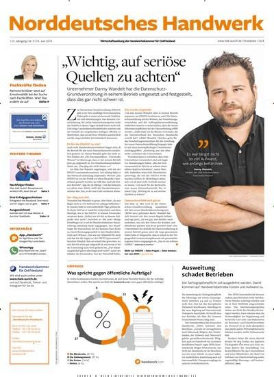 Kündigungsfrist Handwerk  Norddeutsches Handwerk Ostfriesland als epaper
