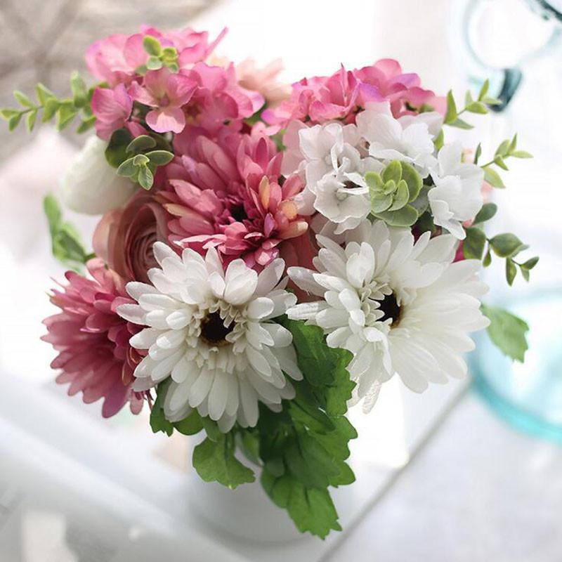 Künstlicher Brautstrauß  Bouquet Braut Werbeaktion Shop für Werbeaktion Bouquet