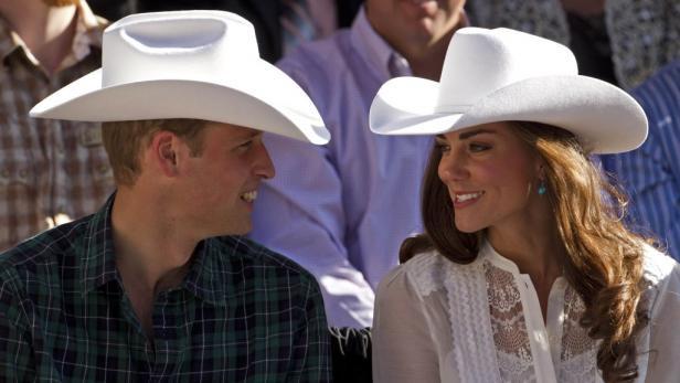 Kuriose Geschenke  Kuriose Geschenke für Royals