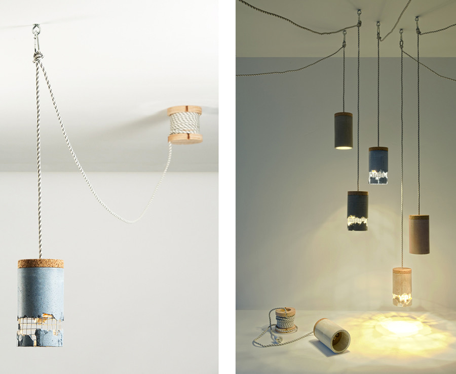 Lampe Diy  La lampe DIY de Dragos Motica