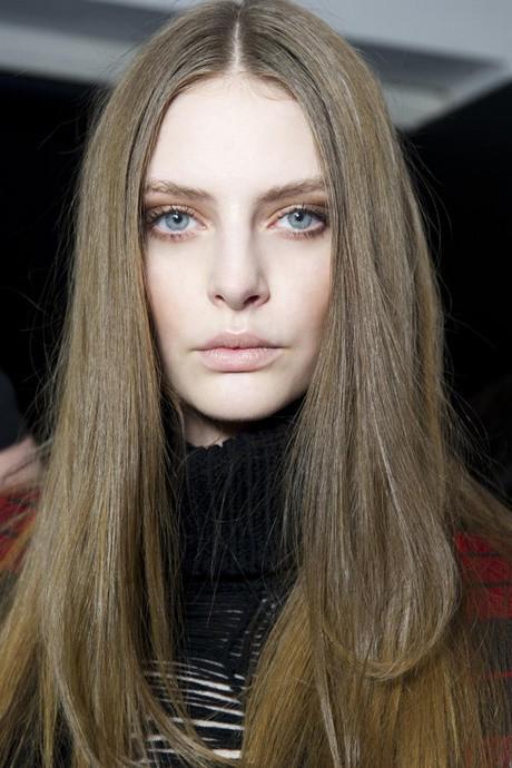 Lange Haare Haarschnitt  Haarschnitt lange glatte haare