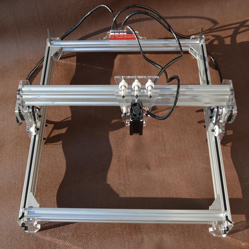 Laser Engraver Diy  5500mw Laser Cutter Machine Diy Mini Laser Engraving