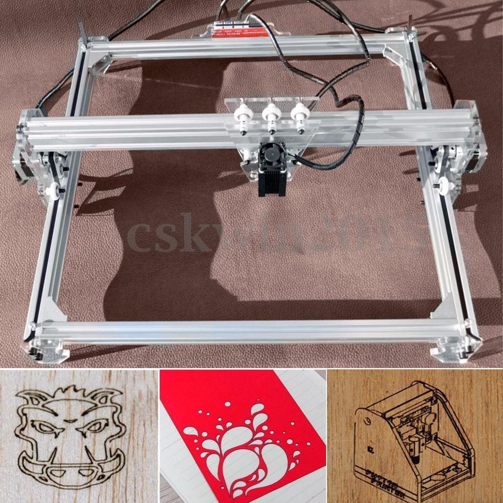 Laser Engraver Diy  3000MW Laser Engraving Engraver Cutting Machine Logo