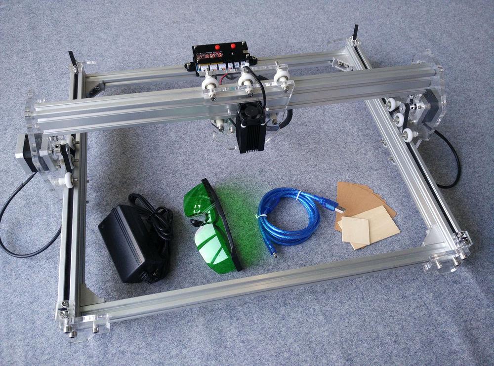 Laser Engraver Diy  5500 mW Desktop DIY Laser Engraver Engraving Machine CNC
