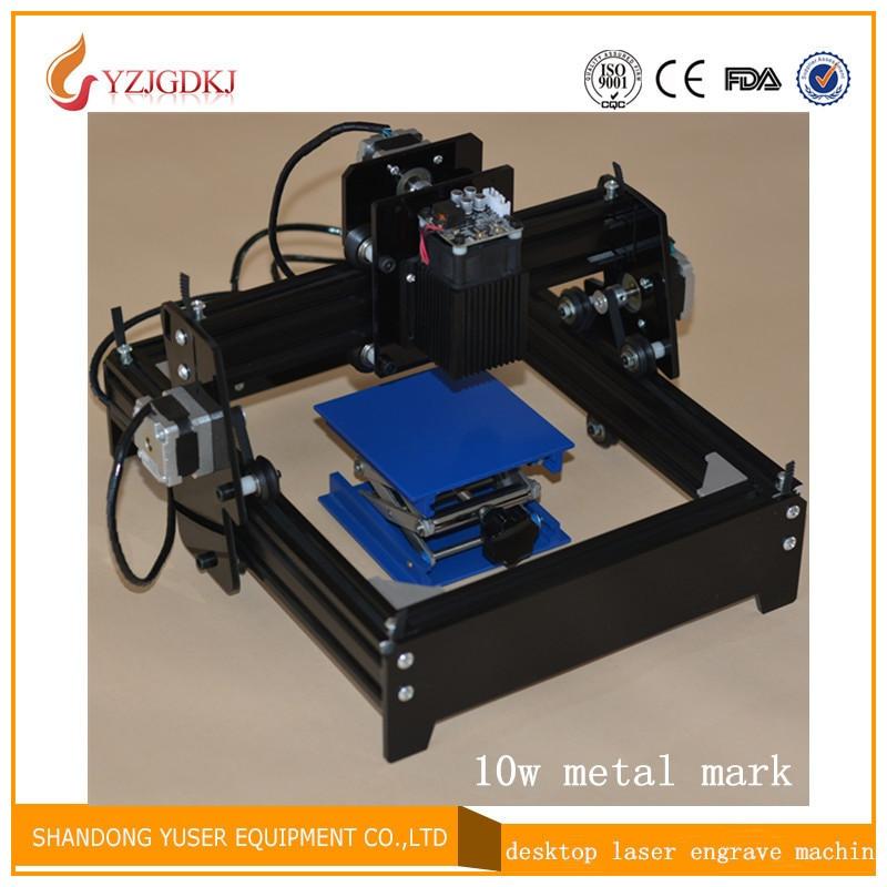 Laser Engraver Diy  Assembled 10W laser MW diy laser engraving machine 14