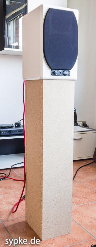 Lautsprecherständer Diy  DIY Lautsprecherständer für Adam Audio Artist 5 im