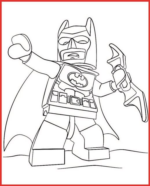 die besten lego batman ausmalbilder  beste wohnkultur