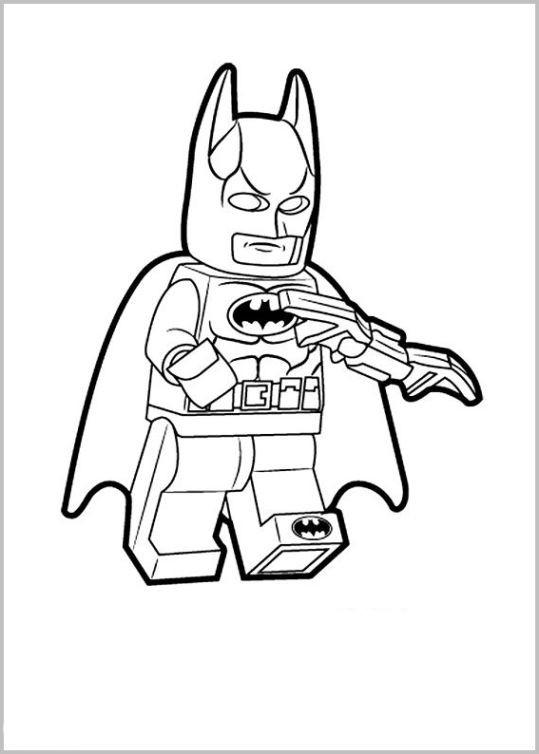 Lego Malvorlagen  Lego Ausmalbilder Batman Ausmalbilder von Lego