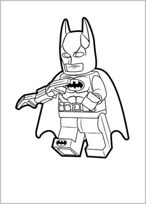 Lego Malvorlagen  Malvorlagen Zum Ausmalen Ausmalbilder The Lego Movie