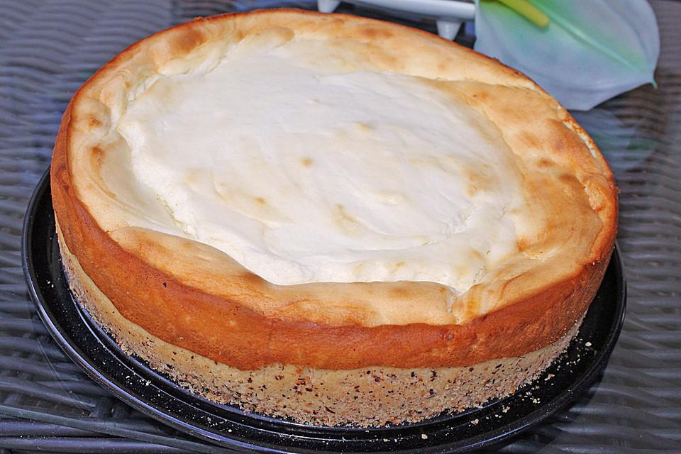 Leichter Kuchen  Leichter Johannisbeer Quark Kuchen von ApolloMerkur