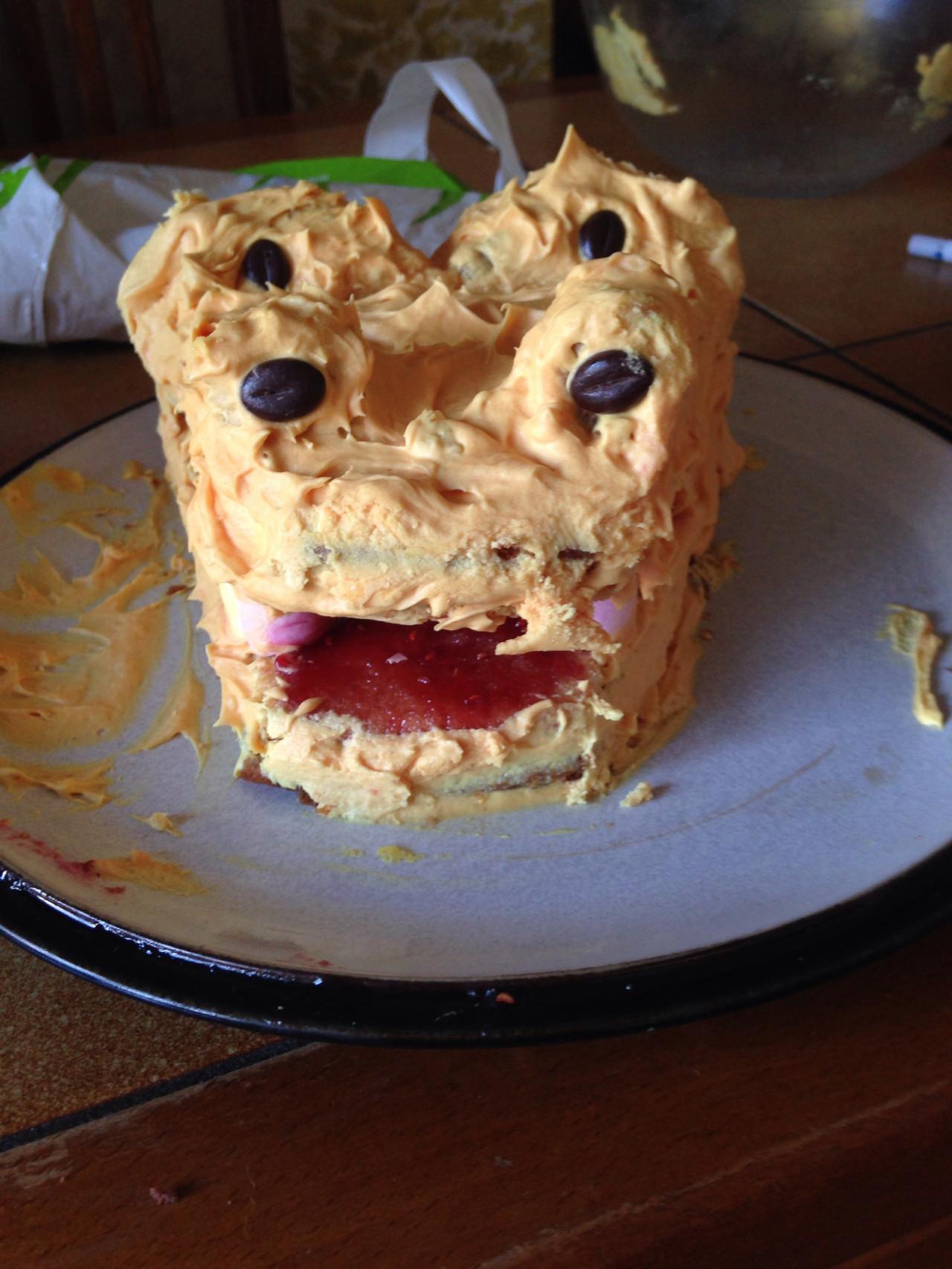 Leichter Kuchen  Leichter halloween kuchen – Appetitlich Foto Blog für Sie