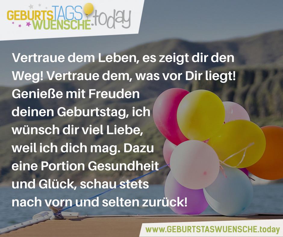 Liebevolle Geburtstagssprüche  Geburtstagswünsche & Geburtstagsprüche Happy Birthday