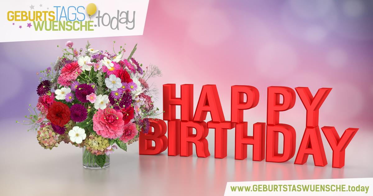 Liebevolle Geburtstagssprüche  Geburtstagsbilder liebevolle und schöne Bilder zum