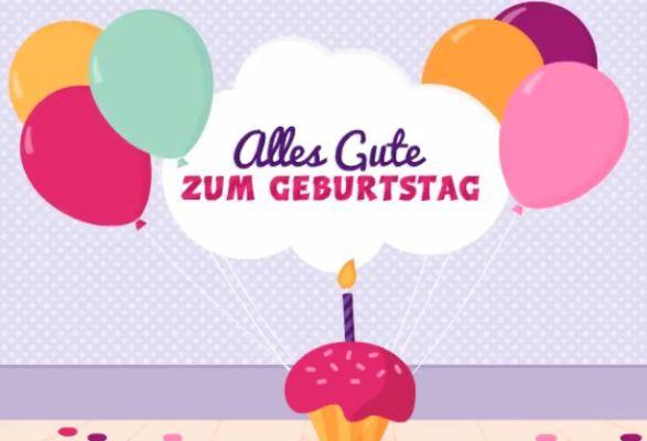 Lustige Animierte Geburtstagskarten Kostenlos  Kostenlose Geburtstagskarten gestalten und versenden