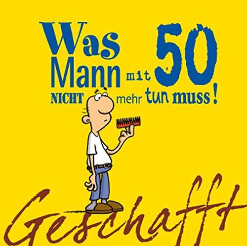 Lustige Geburtstagsgedichte Zum 50  50 Geburtstag Lustige Sprüche Männer