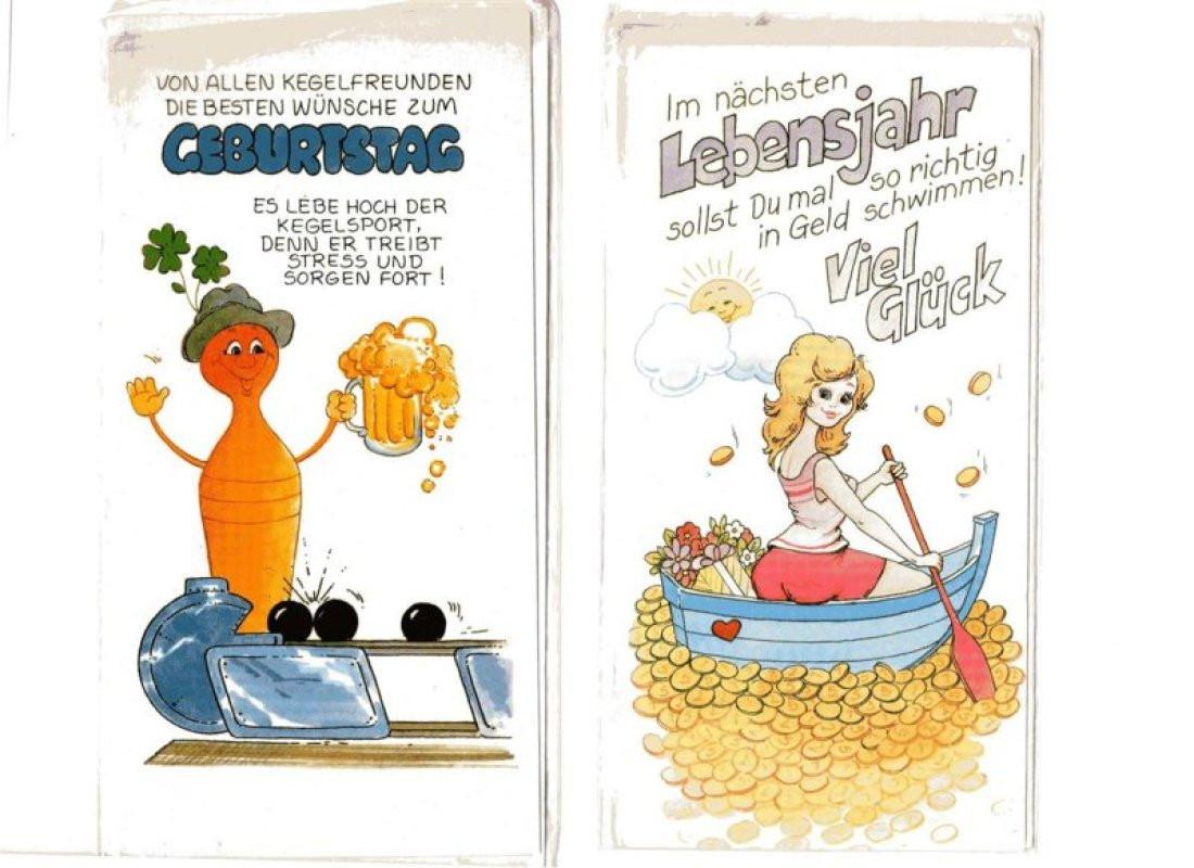 Lustige Geburtstagskarten Für Frauen Kostenlos  2 Lustige Geburtstagskarten tauschen Tauschbörse und