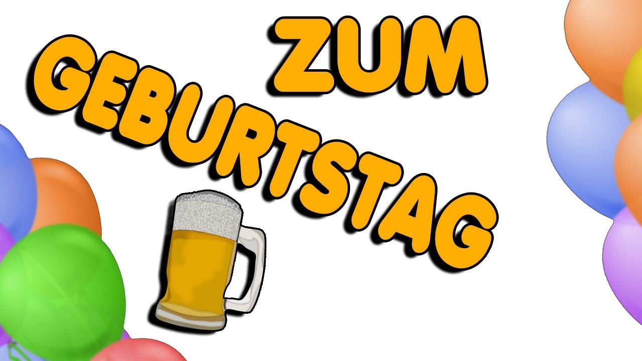 Lustige Geburtstagswünsche  Lustige Geburtstagssprüche in deutsch und