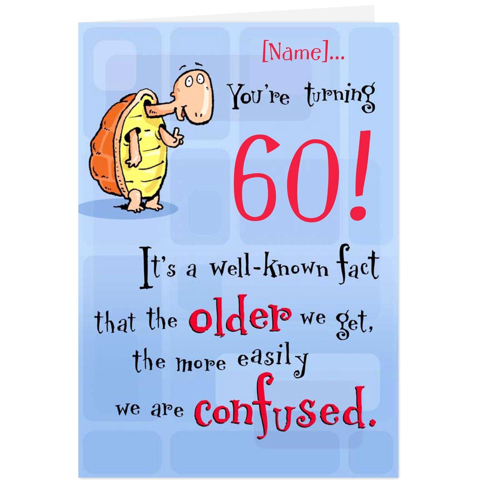 Gluckwunsche 60 geburtstag mann lustig
