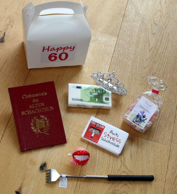 Lustige Geschenke Für Frauen  60 Geburtstag Geschenkidee Frauen Geburtstagsgeschenke