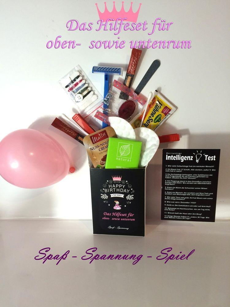 Lustige Geschenke Für Frauen  Lustiges Geldgeschenk für Frau zum Geburtstag