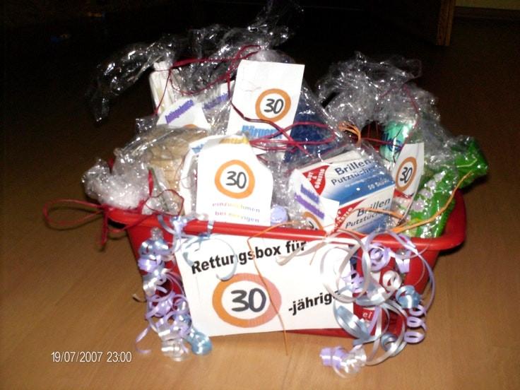 Lustige Geschenke Zum 30 Geburtstag Selber Machen  Geschenke Zum 30 Geburtstag Selbst Gemacht Elegant