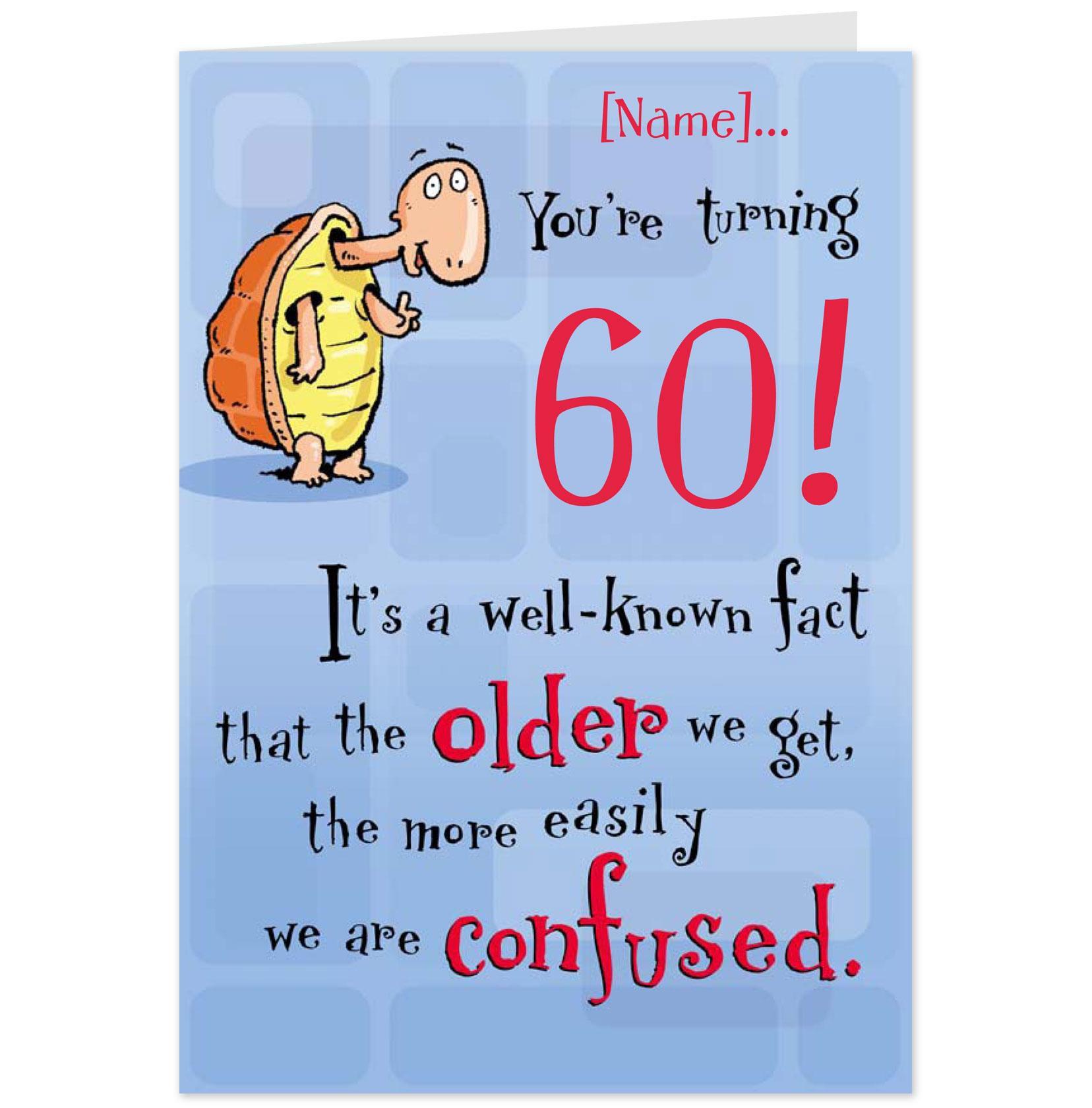 Lustige Geschenke Zum 60. Geburtstag Für Männer  Lustige Sprüche Zum 60 Geburtstag Frau
