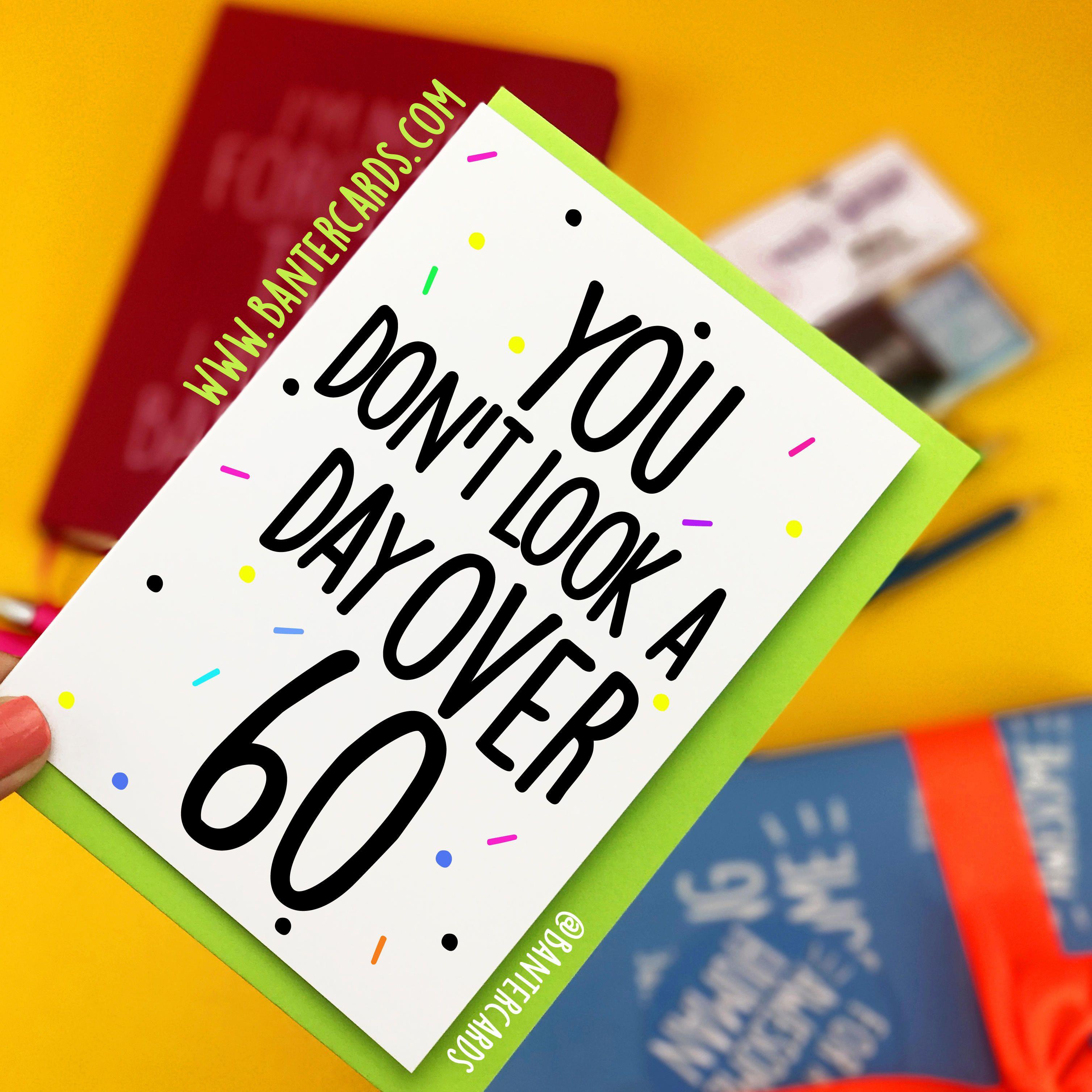Lustige Geschenke Zum 60. Geburtstag Für Männer  Lustige Bilder Zum 60 Geburtstag
