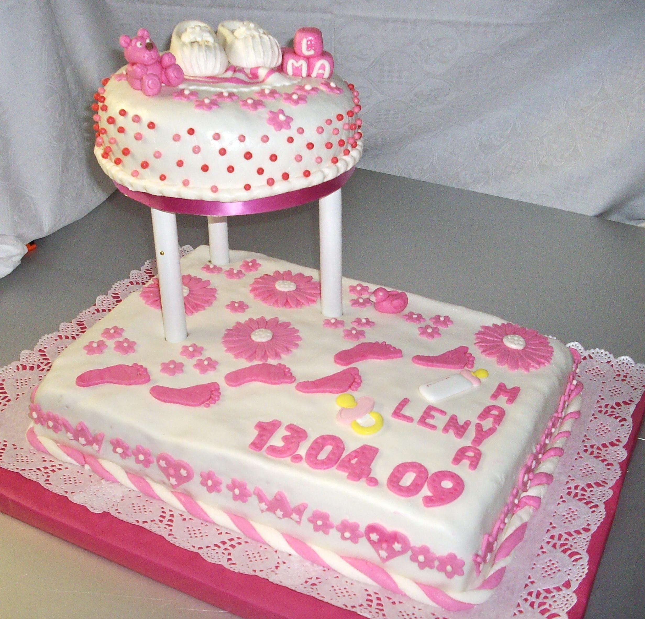 Mädchen Geburtstagstorte  Mädchen